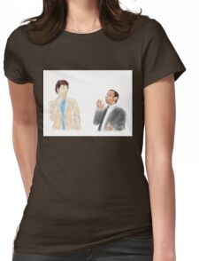 You're the Jean-Ralphio to my Tom Womens Fitted T-Shirt