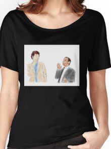 You're the Tom to my Jean-Ralphio Women's Relaxed Fit T-Shirt