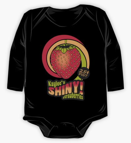 Shiny Berries One Piece - Long Sleeve