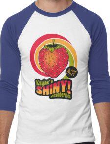Shiny Berries Men's Baseball ¾ T-Shirt