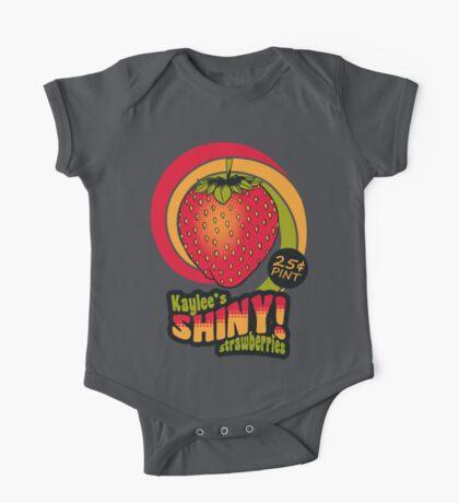 Shiny Berries One Piece - Short Sleeve
