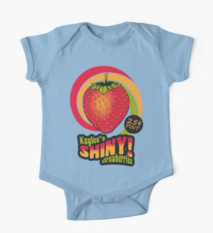 Shiny Berries One Piece - Short Sleeve