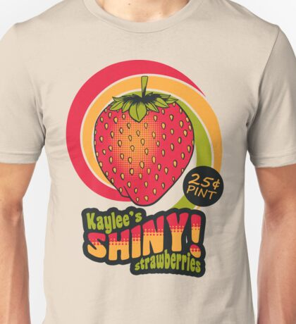 Shiny Berries Unisex T-Shirt