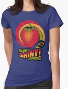 Shiny Berries Womens Fitted T-Shirt