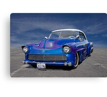 1951 Chevrolet Custom Bel Air I Canvas Print