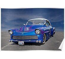 1951 Chevrolet Custom Bel Air I Poster