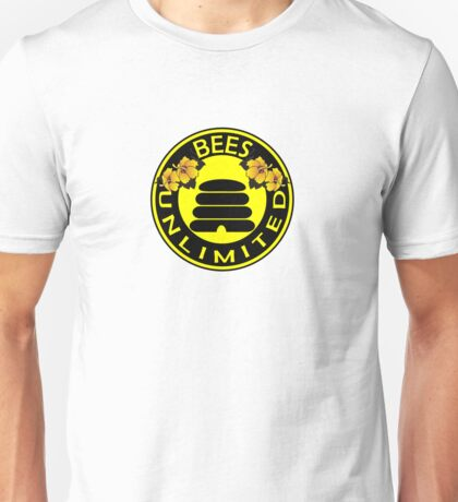 Bees Unlimited Unisex T-Shirt