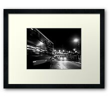 Waverley, nocturnal Framed Print