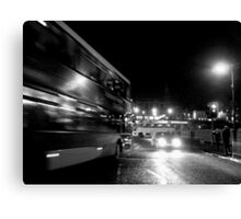Waverley, nocturnal Canvas Print