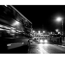 Waverley, nocturnal Photographic Print