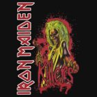 Iron Maiden by John Garcia