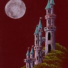 Silvermoon Castle by Hilary Robinson