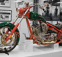 How's this for a motorcycle? Nymboida, NSW, Australia by Adrian Paul