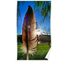Of a Feather Poster
