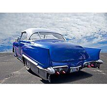 1951 Chevrolet 'Custom' Bel Air II Photographic Print