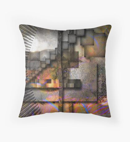 Gateway to the Other Side Throw Pillow