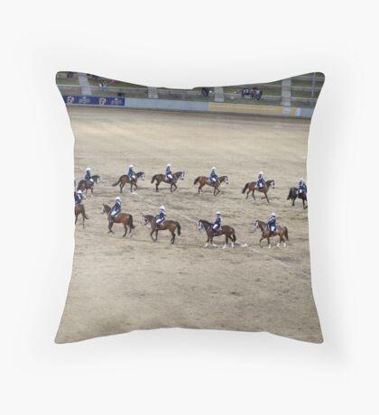 RES 2010 - 01 Throw Pillow