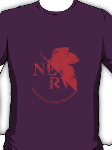 Grunged NERV T-Shirt
