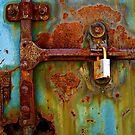 Locked Down Blues by LaFleureRouge1