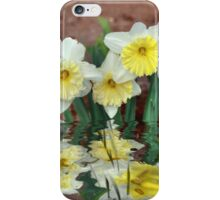 Daffodil Reflections iPhone Case/Skin