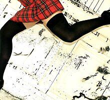 Running high by Etienne RUGGERI Artwork eRAW