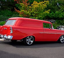 1956 Chevrolet Sedan Delivery VI by DaveKoontz