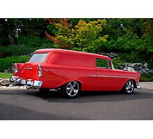 1956 Chevrolet Sedan Delivery VI Photographic Print
