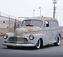 1946 Chevrolet Sedan Delivery II by DaveKoontz