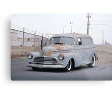 1946 Chevrolet Sedan Delivery II Metal Print