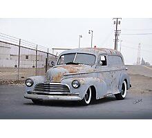 1946 Chevrolet Sedan Delivery II Photographic Print