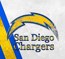 San Diego Chargers  by mandanda4ever