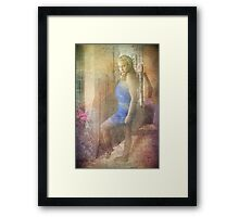 Just To Reach You Framed Print