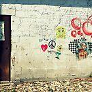 Peace Love & Sponge Bob by M.C. O'Connor