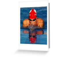 The Reflecting Pool Greeting Card