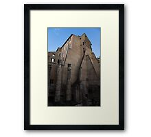 Rome, Italy - Many Centuries of History and Architecture  Framed Print