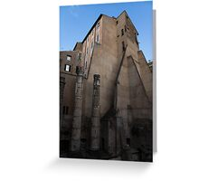 Rome, Italy - Many Centuries of History and Architecture  Greeting Card
