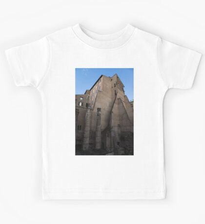 Rome, Italy - Many Centuries of History and Architecture  Kids Tee