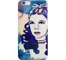 Miss Garland iPhone Case/Skin
