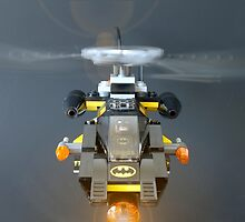 Batcopter by Deanomite85