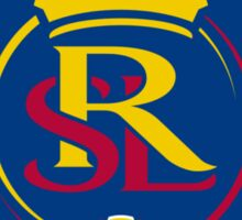real salt lake Sticker