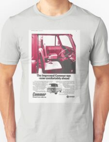 The Improved Commer Van advert - 1971! T-Shirt