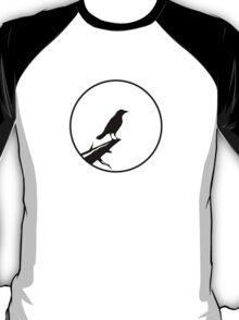 The Crow (transparent) T-Shirt