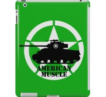 American Muscle WW2 iPad Case/Skin