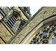 St. Brycedale Church facades Photographic Print