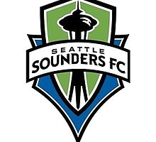 seattle sounders fc by makelele888
