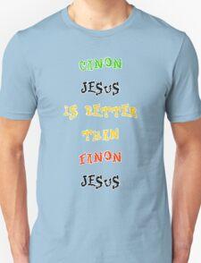 Canon Vs. Fanon T-Shirt