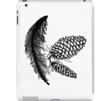 Pinecones iPad Case/Skin