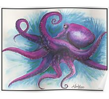 Cephalopod Poster