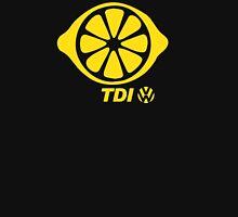 VW TDI Lemon Slice Yellow Tank Top