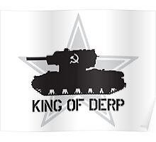 King of Derp Poster